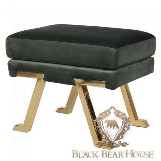 pufa zielona modern classic black bear house.001