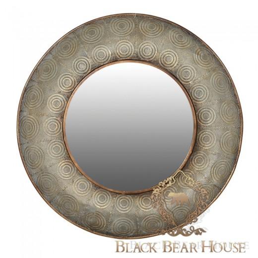 lustra w stylu marokańskim złote modern classic black bear house.001