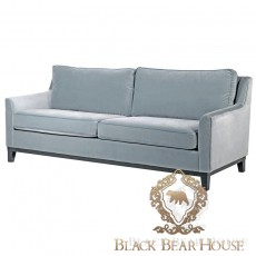 niebieska sofa w stylu hamptons i modern classic black bear house.018