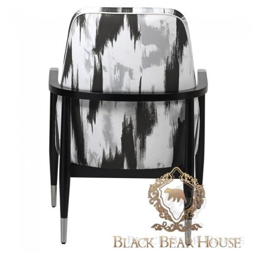 fotel modern classic new york black bear house.027