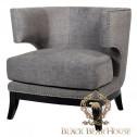fotel modern classic new york black bear house.051