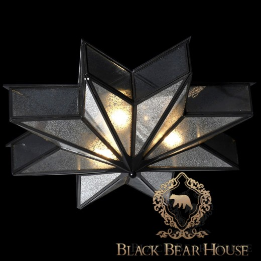 lampa star modern classic nowojorskie black bear house.016