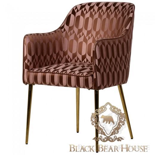 fotel krzesło amerykańskie new york black bear house.003