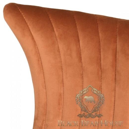 krzesło różowe złoto black bear house.002