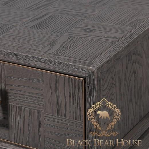 szafka drewniana w stylu modern classic black bear house.002